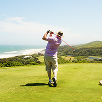 Accommodation with golf at Prince's Grant near Ballito